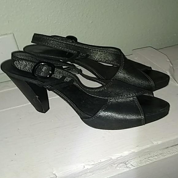 Costume National Shoes - Costume National black heels sz 39